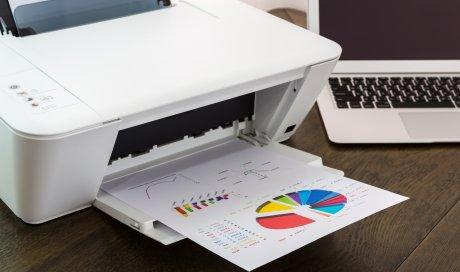 Vente d'imprimantes multifonctions professionnelles