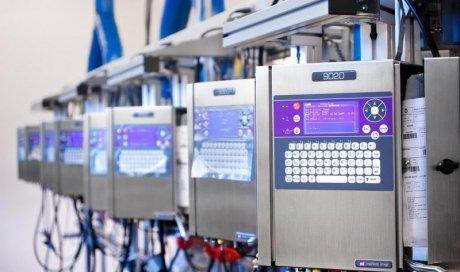 Vente d'imprimante industrielle de marque MARKEM-IMAJE  la Réunion